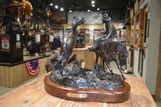 The Ben Johnson Cowboy Museum