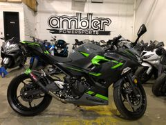 2019 Kawasaki Ninja 400 ABS only 1k miles