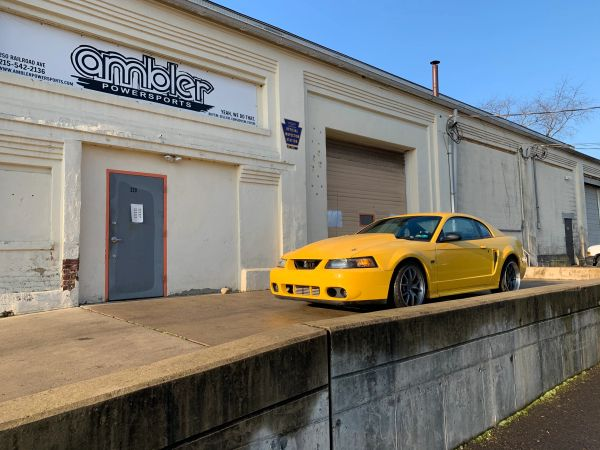 1999 Ford Mustang GT Supercharged!!