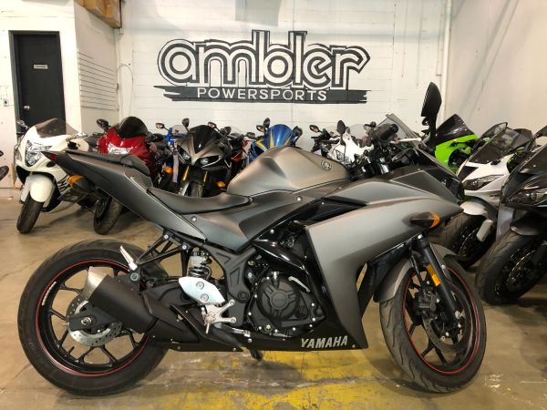 2016 Yamaha R3 4k miles