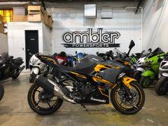 2018 Kawasaki Ninja 400 KRT Edition with ABS