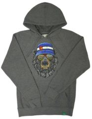 Miami Vice Bear Hood