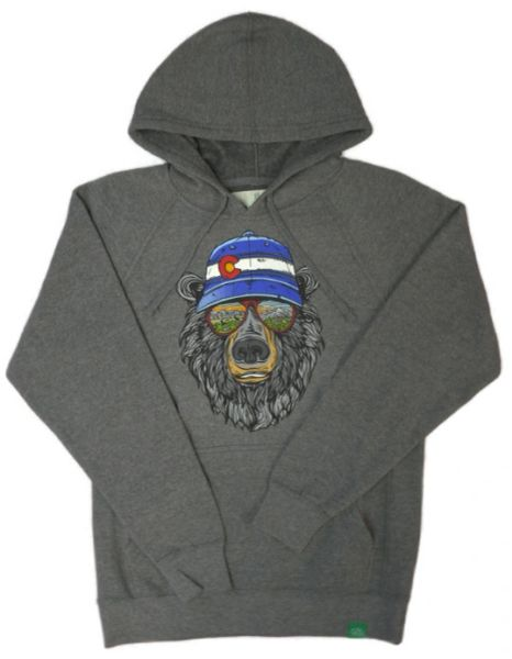 Miami Vice Bear Hood
