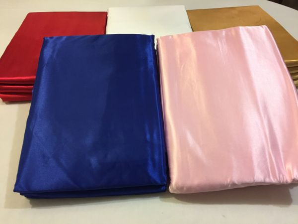 Satin Sheets Sets ($46.00 - $57.00)
