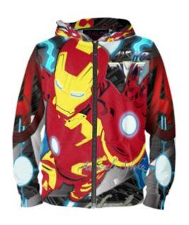 Ironman limited edition custom hoodie