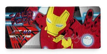 Ironman wallet