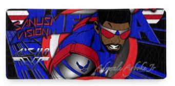 Captain America2 wallet