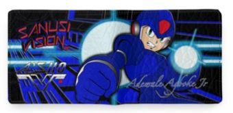 Megaman wallet