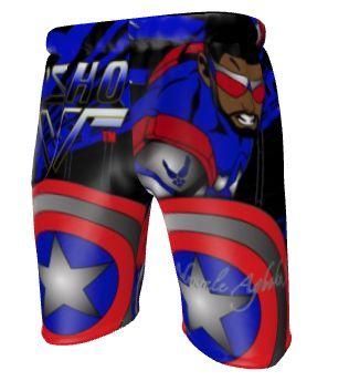 Captain America2 shorts