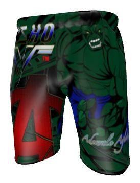 Hulk shorts