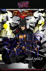 batgirl 11in X 17in Poster