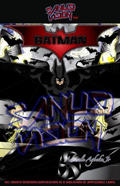 Batman2 11in X 17in poster