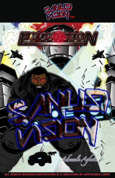 Excursion 11in x 17in Poster