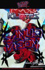 Kiyotes 11in X 17in poster