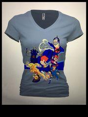 Thundercats Womens T-shirt