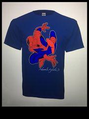 Spiderman limited edition custom T-shirt