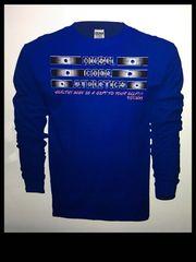 Diesel Core Athletics Long Sleeve Tshirt