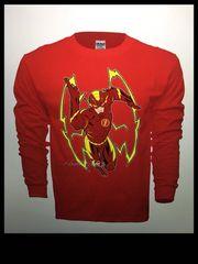 Flash Long Sleeve Tshirt