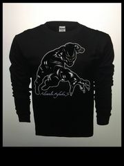 Black Panther2 Long Sleeve Tshirt