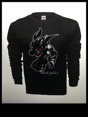 Black Panther Long Sleeve Tshirt