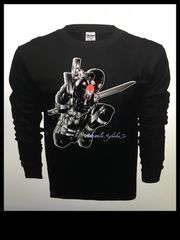 Deadpool Long Sleeve Tshirt
