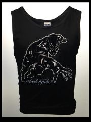 Black Panther2 Tank Top
