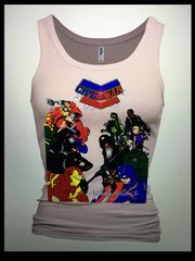 Civil War Women's Tank Top