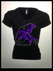 Black Panther3 Womens Tshirt