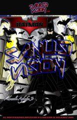 Batman 11in X 17in poster