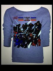 Karjakz Vs Assassins Womens Long sleeve Tshirt