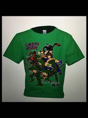 Turtles kids Tshirt