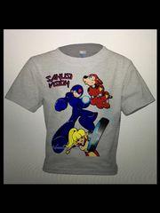 Megaman Kids Tshirt