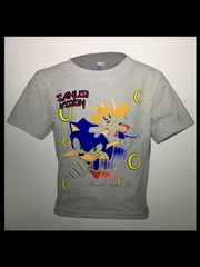 Sonic and Tails Kids T-shirt