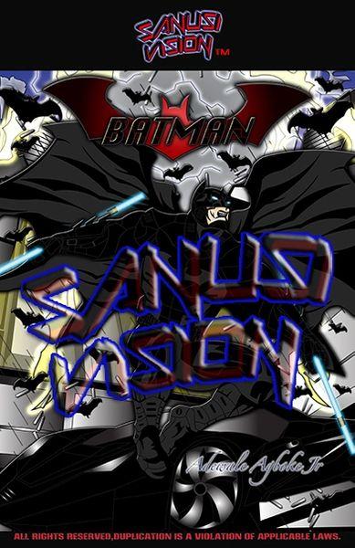 Batman 24in X 36in Poster
