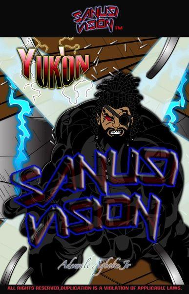 Yukon 24in X 36in Poster