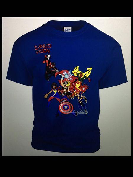 Avengers 2 Tshirt