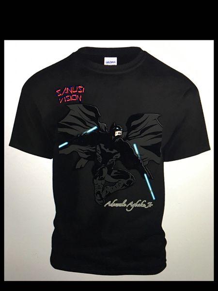 Batman limited edition custom Tshirt