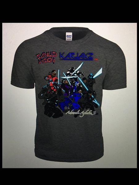 Karjakz Vs Assassins Limited Edition Custom Tshirt