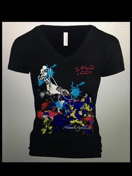 Xmen Womens Tshirt