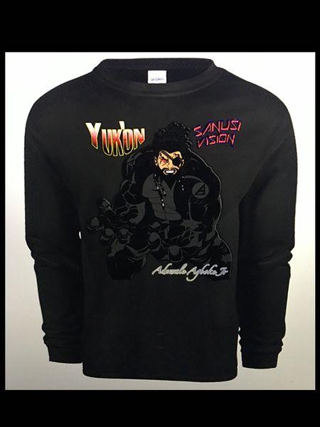 Yukon Long Sleeve Tshirt