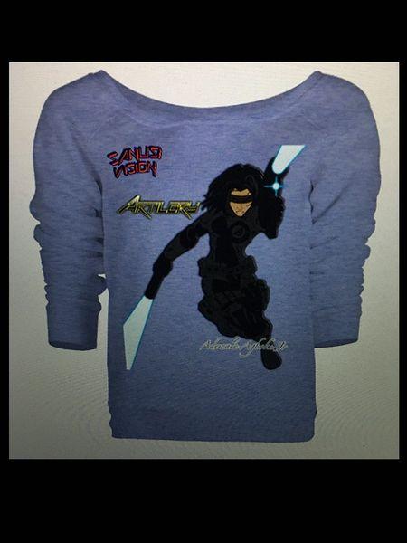 Artilery Long Sleeve Tshirt