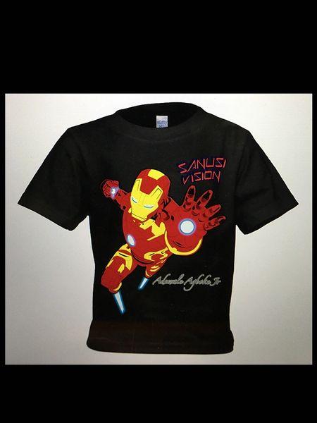 Ironman Kids Tshirt