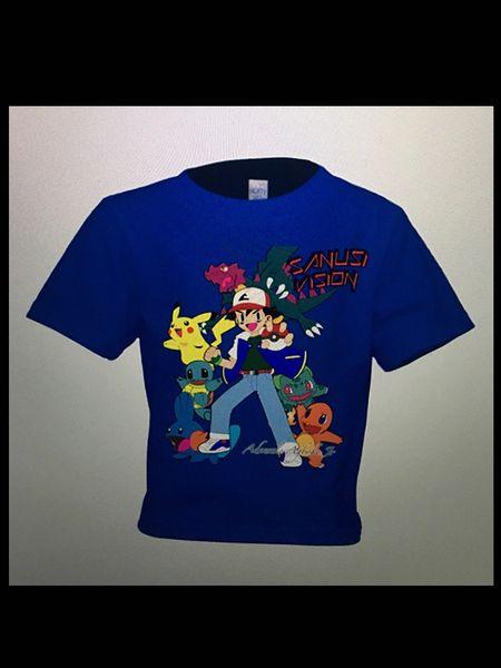 Pokemon Kids Tshirt
