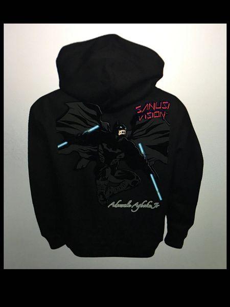 Batman kids hoodie
