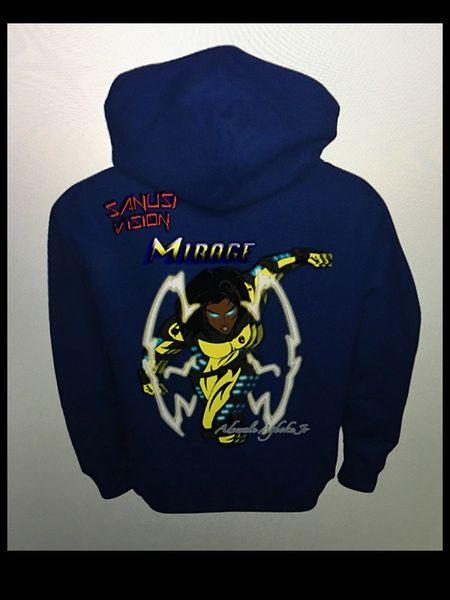 Mirage kids hoodie