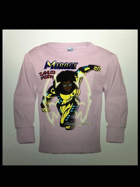 Mirage kids Long Sleeve Tshirt
