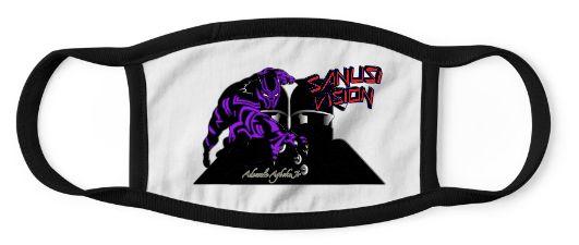 Black Panther kids mask