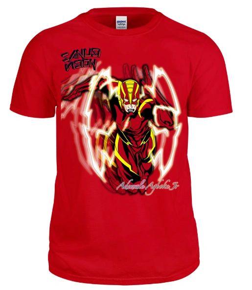 Flash limited edition custom Tshirt