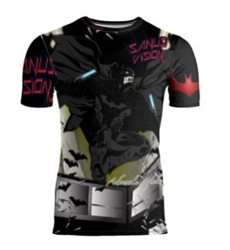 Batman custom limited edition tshirt