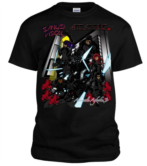 Assassins Tshirt